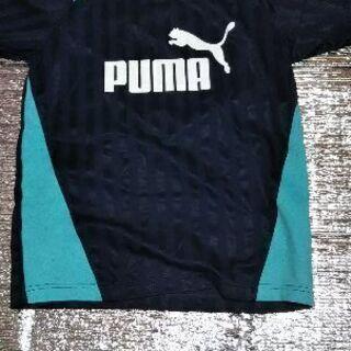 プーマ半袖Tシャツ