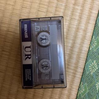 空カセットテープ 新品 20本ぐらい