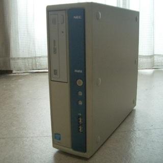 NECデスクトップパソコン  Windows 10 Pro