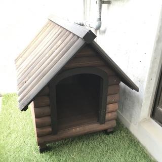 犬小屋、ドッグハウス(アイリスオーヤマ製)