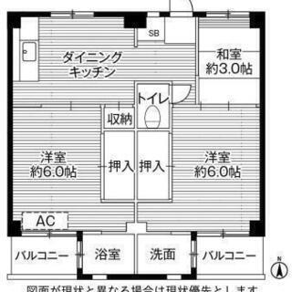 初期費用¥61900~ 保証人、保証会社不用 ルームシェア相談可能...