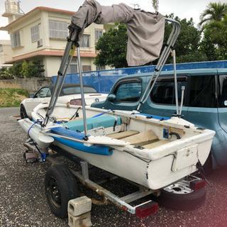2人乗り用ボート売ります。