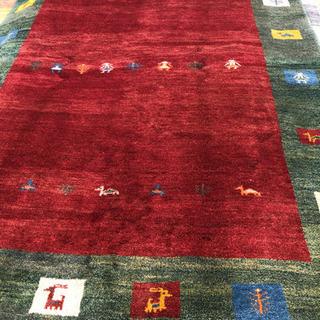 ペルシャ製手織りギャッベ