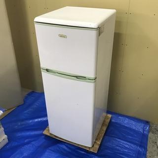 MJQA166 冷蔵庫 ノンフロン 2010年式 128L 2ド...