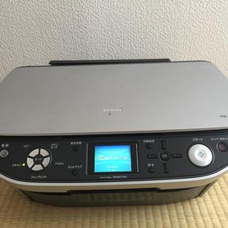 エプソン プリンター PM-A890 替インク付き 訳あり ジャンク
