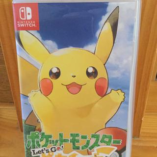 任天堂 Switch ポケットモンスターLet's Go ピカチュウ