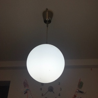◇交渉中◇ダイニングなど 球体の照明器具