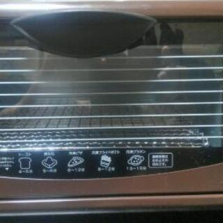 オーブントースター 未使用