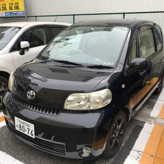 ご購入ありがとうございました!【車検1年】トヨタポルテ【税、リ料込み】