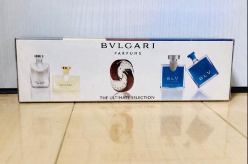 watch c860e eb6a9 ブルガリ香水 ミニ5個セット (naomi) 妙蓮寺の香水の中古あげます・譲ります|ジモティーで不用品の処分