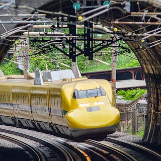【無料・参加者限定】 あの黄色い新幹線・ドクターイエロー撮影会