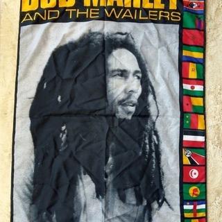 【激レア!】ボブマーリーのタぺストリー Bob Marley