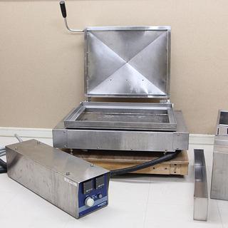 ウイング式大型餃子焼器 大型餃子焼器 直本工業 QF-93…