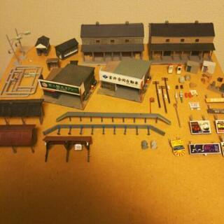 模型・ジャンク品、鉄道模型で使用していたものです。