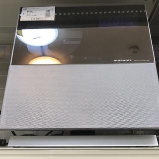 パーソナルCDシステム MARANTZ CR201 リモコン付 ...