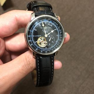 【半額以下】ツェッペリン 腕時計 メンズ