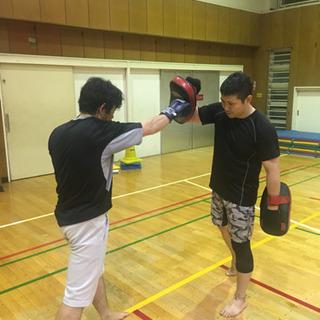 生涯続けたい運動として、キックボクシングはいかがですか