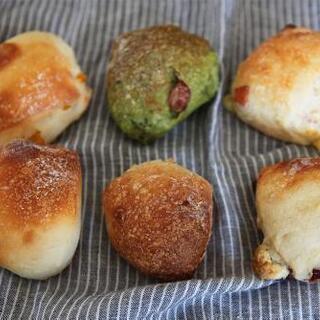 楽しく簡単にできるパンレッスン − 愛知県