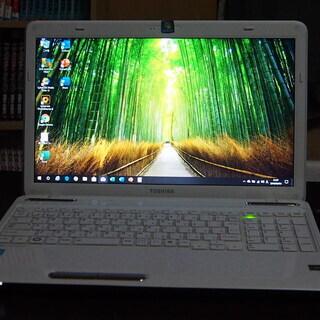 Win10daynabookCorei7ホワイト新品SSD480...