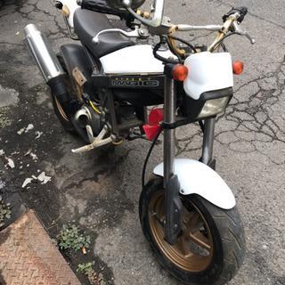 スズキ ストリートマジック50S