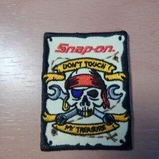 Snap-on ワッペン