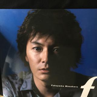 福山雅治 アルバム『 f』初回限定盤