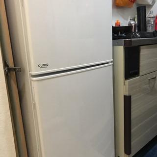 冷蔵庫 保証書説明書無し。1年半利用