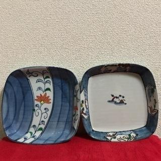 角平皿 2枚