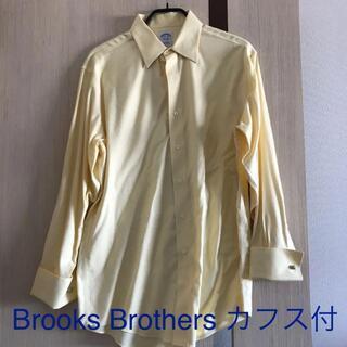 Brooks Brothers ノンアイロン ワイシャツ カフス付
