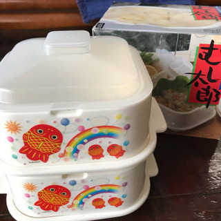 seiei むし太郎(角型) 2段