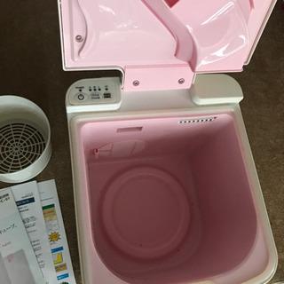家庭用生ごみ処理機 パリパリキューブ PPC-01 − 東京都