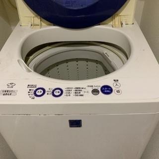 洗濯機あげます!