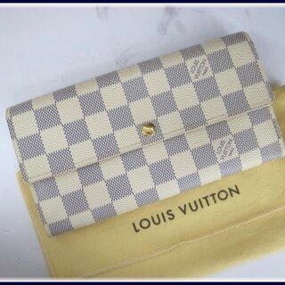 【本物保証】 LOUIS VUITTON ルイヴィトン ダミエア...