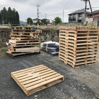 木パレット無料 木材  栃木県 宇都宮市