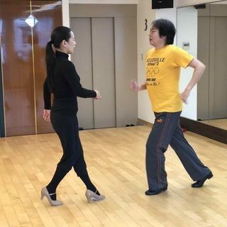 少人数制! 初めての社交ダンス生徒募集中!!
