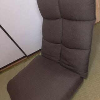 ★商談中★ポケットコイル座椅子