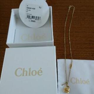 【値下げ】Chloe(クロエ)ネックレス  ゴールド