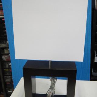 今だけチャンス!「ジモティー」見たよ~! で5,000円引きの6980円! ネストテーブル ナイトテーブル サイドテーブル レザー張り スタンドライト付き - 家具