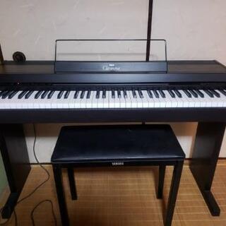 ヤマハ 電子ピアノ YAMAHA クラビノーバ CLP–100