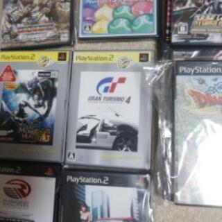 値下げ!PlayStation2 ソフト 8点