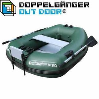 ドッペルギャンガー バスフローターボート DFB101  とミン...