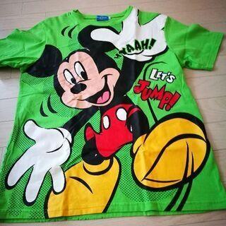 ディズニーのTシャツ