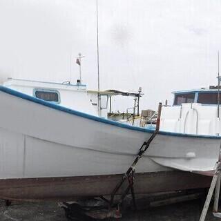 漁船イスズ50馬力 地場造船 中古船 ボート 沖縄中古艇市場