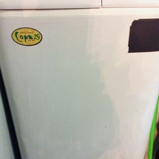 無料で差し上げます!二層式洗濯機SANYO製☆中古☆動作します☆...