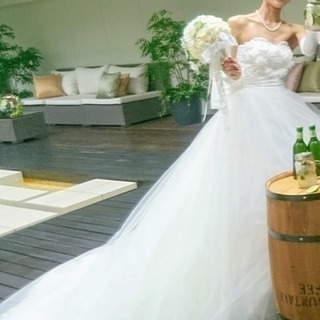 ウェディングドレス姿をあなたに。【モノ型コミュニティ支援】 - 冠婚葬祭