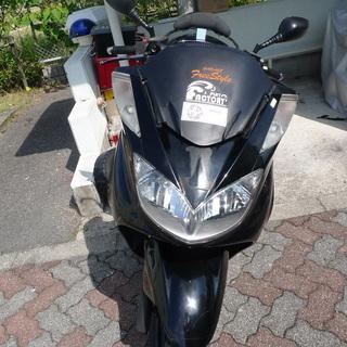 ヤマハ グランドマジェスティ250cc SG15J インジェクシ...
