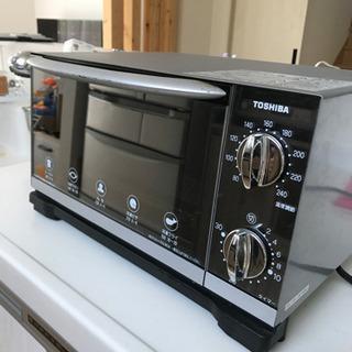 TOSHIBA オーブントースター