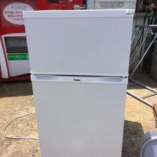 Haier ハイアール 2ドア冷蔵庫 JR-N91J 2014年製