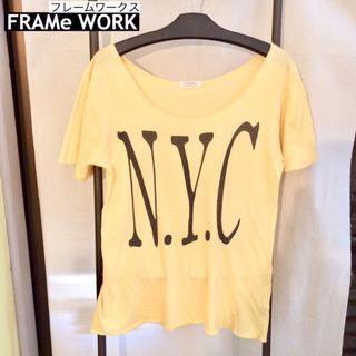FRAMe WORK / フレームワーク パステルイエロー NYC...