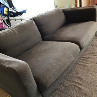 IKEA KARLSTAD 3人掛けソファー